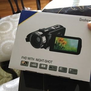 Brand new camera recorder